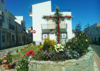 Cruz de Mayo de la Carrera
