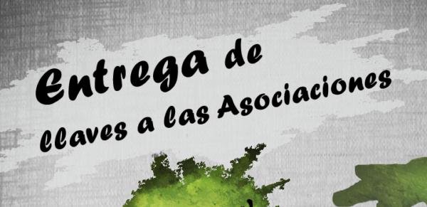 Entrega de llaves a las Asociaciones @ Plaza de Basto | Zalamea de la Serena | Extremadura | España
