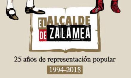 """Gran día de Teatro el día 9 de Mayo """"XXV Aniversario El Alcalde de Zalamea"""""""