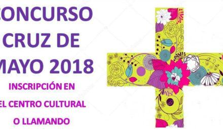 Concurso de Cruz de Mayo 2018