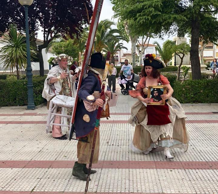 Se celebró EL Teatro de Calle Guirigai