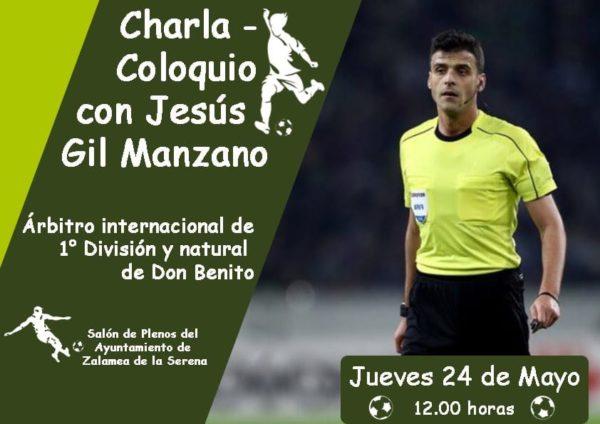 Charla Coloquio con Jesus Gil Manzano en Zalamea @ Salón de Actos Ayuntamiento de Zalamea | Zalamea de la Serena | Extremadura | España