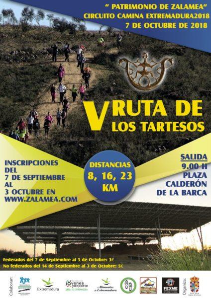 "V RUTA DE LOS TARTESOS ""PATRIMONIO DE ZALAMEA"" @ Plaza Calderón de la Barca | Zalamea de la Serena | Extremadura | España"