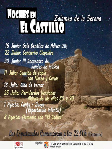 Noches en el Castillo de Arribalavilla @ Castillo de Arribalavilla
