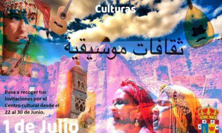 Concierto de Culturas en Castillo de Arribalavilla