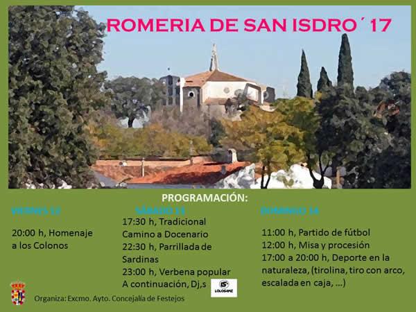 Romería de San Isidro 2017