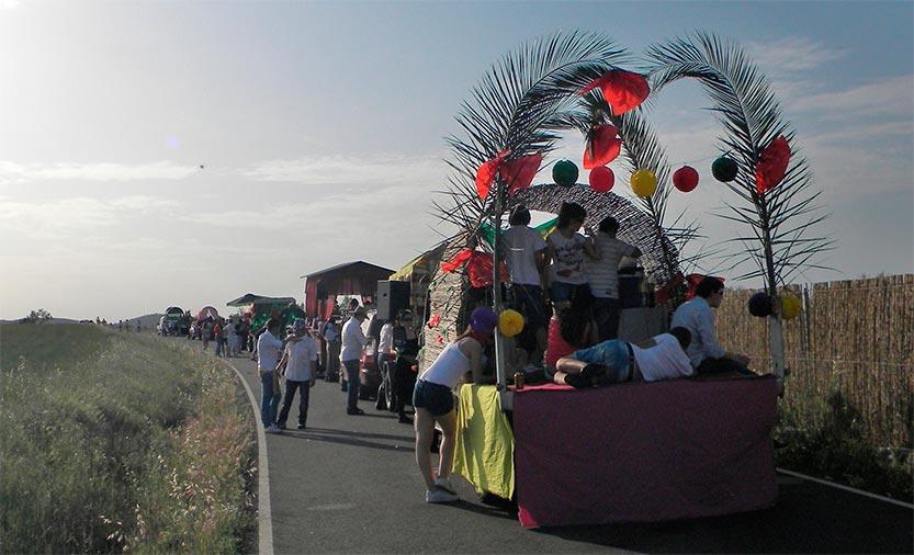 Bases para participar en el camino de San Isidro 2018