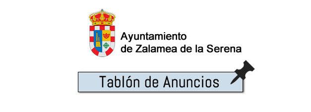 El Ayuntamiento El Ayuntamiento de Zalamea de la Serena abrirá una bolsa de trabajo para Guías Turísticos de Zalamea de la Serena abrirá una bolsa de trabajo para Guías Turisticos