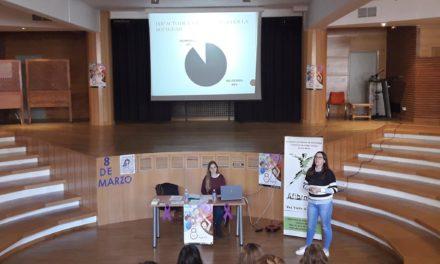 Actividades día Internacional de la Mujer 2018