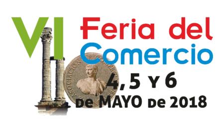 Programación de la VI Feria del Comercio 2018 que se celebra este fin de semana en Zalamea de la Serena