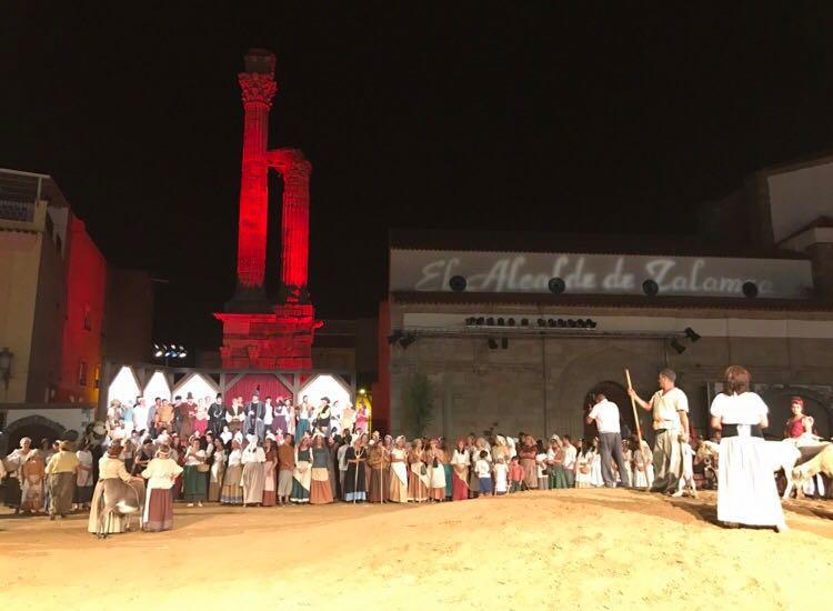 """""""El Alcalde de Zalamea""""  galardonados con el Premio Cultura, Arte y Literatura de la Fundación de Estudios Rurales de UPA"""