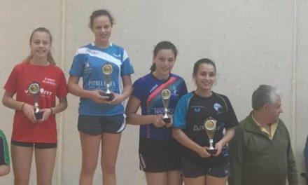 Espectacular segundo puesto de Laura García en el Top de Andalucía en la categoría conjunta infantil y Juvenil