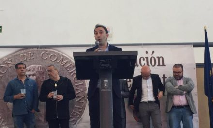 Inaugurada la VI Feria del Comercio de Zalamea de la Serena