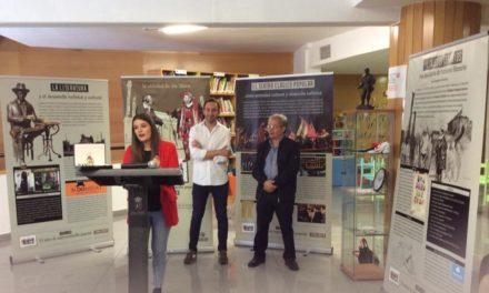 Inauguración Exposición 25 Aniversario de El Alcalde de Zalamea