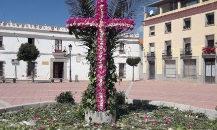 Cruz Ganadora del concurso de Cruces de Mayo 2018