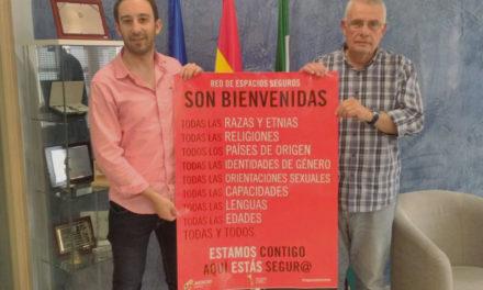 Extremadura apuesta por una red de espacios seguros donde todas y todos son bienvenidas