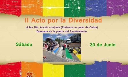 II Acto por la Diversidad
