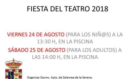 Fiesta del Teatro 2018