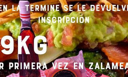 """Inscripciones """"Reto de Hamburguesa 1,9 Kg """". Hasta el 17 de septiembre ¡¡ A que esperas !!"""