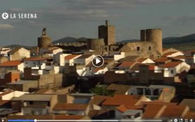 Video de la Serena y Zalamea de la Serena en canal Extremadura