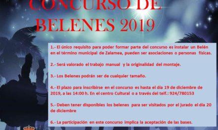 Concursos Navideños 2019