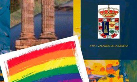 El Ayuntamiento de Zalamea de la Serena lanza una campaña reivindicativa con motivo del día del Orgullo LGTBi.
