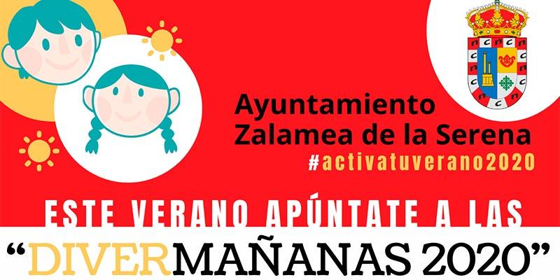 """Este verano apúntate a las """"DIVERMAÑANAS 2020"""""""