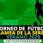 Torneo local de Fútbol-7 Zalamea de la Serena verano 2.020