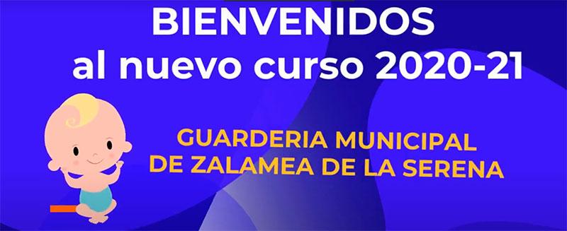 LA GUARDERÍA MUNICIPAL ABRE LAS PUERTAS AL CURSO 2020-2021