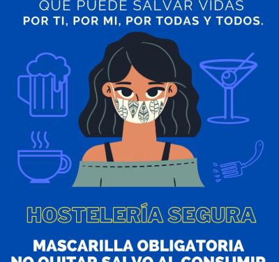 CAMPAÑA HOSTELERÍA SEGURA