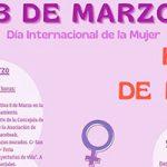8 de Marzo, Día Internacional de las Mujeres en Zalamea de la Serena