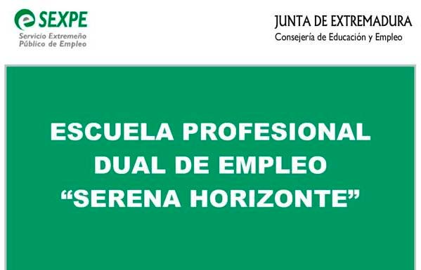 """Listado definitivo de candidatos a alumno de la Escuela profesional """"Serena Horizonte"""""""